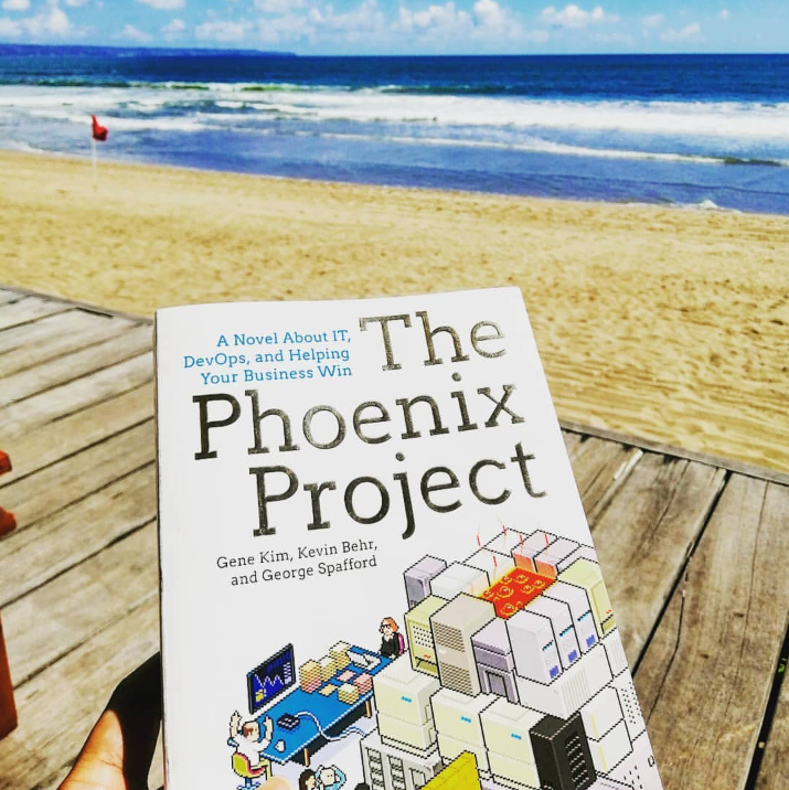 The Phoenix Project by Gene Kim
